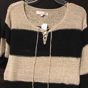 NWT Ann Taylor Loft sweater women's size small